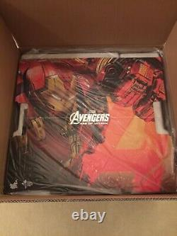 Hot Toys 1/6 MMS510 Iron Man Hulkbuster Deluxe Avengers Age of Ultron