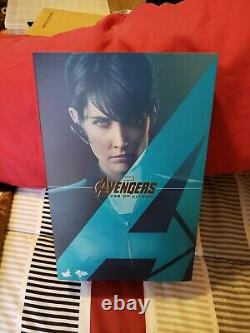 Hot Toys 1/6 Maria Hill Avenger Age Of Ultron figure MIB Free Priority Shipping