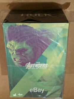 Hot Toys 1/6 Marvel's Avengers Age of Ultron MMS287 Hulk Deluxe Figure New