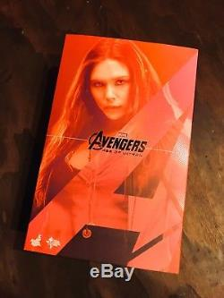 Hot Toys 1/6 Mms301 Marvel Avengers Age Of Ultron Scarlet Witch