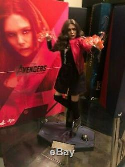 Hot Toys 1/6 Mms301 Marvel Avengers Age Of Ultron Scarlet Witch 16