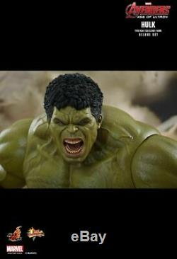 Hot Toys 1/6 Scale 12 Inch Avengers Age of Ultron HULK DELUXE MMS287
