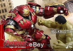 Hot Toys 1/6 Scale Hulkbuster Avengers Age Of Ultron Collectible Figure