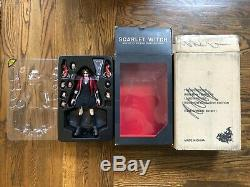 Hot Toys 1/6 Scale MMS301 Marvel Avengers Age of Ultron Scarlet Witch MIB