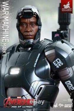 Hot Toys 1/6 Scale Marvel Avengers Age Of Ultron War Machine Mark II Mms290