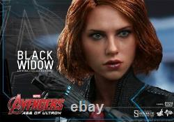 Hot Toys 1/6 Scale Marvel Avengers Age of Ultron Black Widow MMS288 Figure