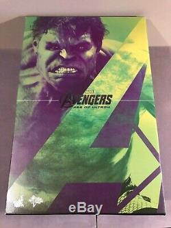 Hot Toys 1/6 Scale Movie Masterpiece The Avengers Age of Ultron Hulk MMS 286