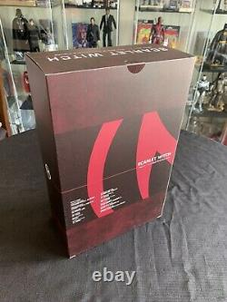 Hot Toys 1/6 Scarlet Witch Avengers Age of Ultron MMS357 EXCLUSIVE! US SELLER