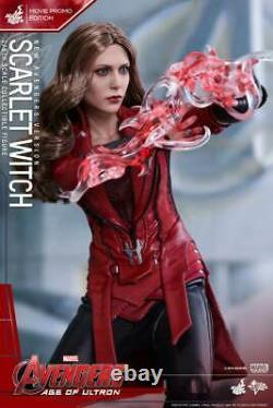 Hot Toys 1/6 Scarlet Witch Avengers Age of Ultron MMS 357 EXCLUSIVE (NEW)