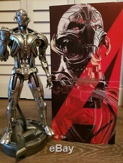 Hot Toys 1/6 The Avengers Age Of Ultron Ultron Prime Action Figure
