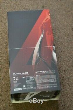Hot Toys 1/6 Ultron Prime Action Figure MMS284 The Avengers Age of Ultron