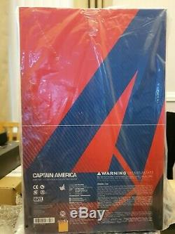 Hot Toys 1/6 scale Captain America from Avengers Age of Ultron MMS 281
