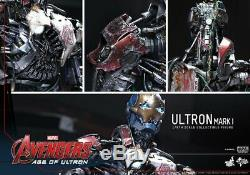 Hot Toys 1/6th Ultron Mark 1 Avengers Age Of Ultron Marvel Mint