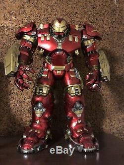 Hot Toys Age Of Ultron MMS285 Hulkbuster Marvel Avengers Complete 1/6 Scale MIB