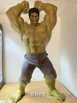 Hot Toys Age of Ultron Hulk Deluxe with avengers Hulk pants