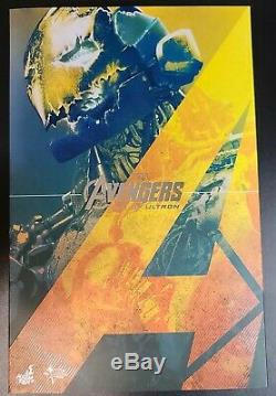 Hot Toys Age of Ultron MK I Mark 1 Avengers 2 Iron Man MMS292 Priced to Sell
