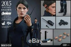Hot Toys Avengers Age Of Ultron Maria Hill Shield 16 Scale Mms305 New Last One