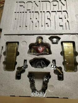 Hot Toys Avengers Age Of Ultron Movie Masterpiece Hulkbuster Deluxe Like
