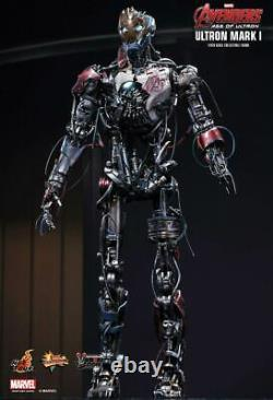 Hot Toys Avengers Age of ULTRON MARK I Action Figure 1/6 Scale MMS292 Used