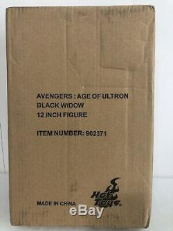 Hot Toys Avengers Age of Ultron Black Widow 1/6th scale