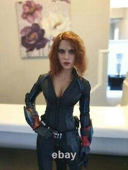 Hot Toys Avengers Age of Ultron Black Widow 1/6th scale MMS288 See Description