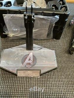 Hot Toys Avengers Age of Ultron Black Widow 1/6th scale Preowned
