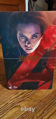Hot Toys Avengers Age of Ultron Black Widow 1/6th scale US seller