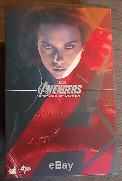 Hot Toys Avengers Age of Ultron Black Widow MMS288 1/6th scale Figure
