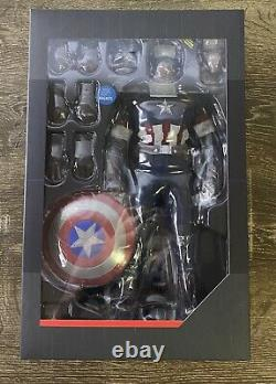 Hot Toys Avengers Age of Ultron Captain America 16 Figure MMS281