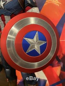 Hot Toys Avengers Age of Ultron- Captain America Action Figure
