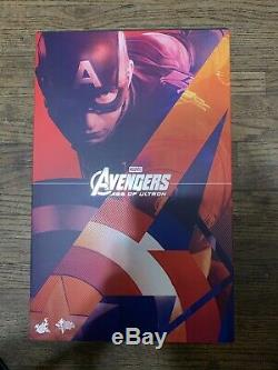 Hot Toys Avengers Age of Ultron- Captain America Action Figure MMS281