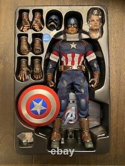 Hot Toys Avengers Age of Ultron Captain America MMS 281 1/6th scale Figure