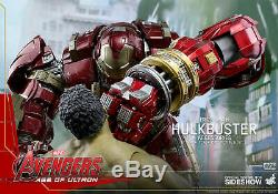 Hot Toys Avengers Age of Ultron HULKBUSTER Accessory Set IN STOCK NEW