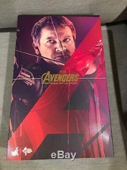 Hot Toys Avengers Age of Ultron Hawkeye 1/6th scale Action Figure