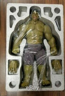 Hot Toys Avengers Age of Ultron Hulk 16 Scale Action Figure MMS 286