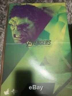 Hot Toys Avengers Age of Ultron Hulk 1/6th scale Action Figure