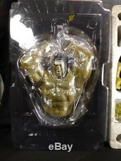 Hot Toys Avengers Age of Ultron Hulk Collectible Figure Deluxe Set MMS287