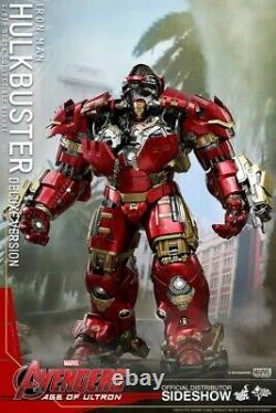 Hot Toys Avengers Age of Ultron Hulkbuster (Deluxe Version) 1/6th Scale