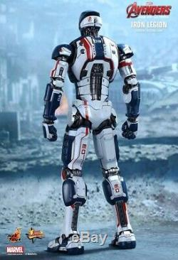 Hot Toys Avengers Age of Ultron Iron Legion MMS299 Excellent Sideshows
