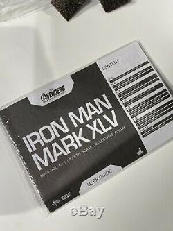 Hot Toys Avengers Age of Ultron Iron Man Mark 45 MMS 300D11 Diecast