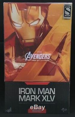 Hot Toys Avengers Age of Ultron Iron Man Mark XLV (45) Diecast EXCLUSIVE 2016