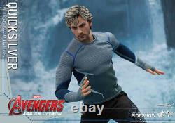 Hot Toys Avengers Age of Ultron Quicksilver MMS302 BRAND NEW, UNOPENED