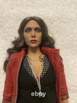 Hot Toys Avengers Age of Ultron Scarlet Witch 16 Action Figure