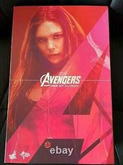 Hot Toys Avengers Age of Ultron Scarlet Witch 16 Action Figure MMS301