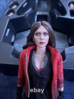 Hot Toys Avengers Age of Ultron Scarlet Witch 1/6 Action Figure