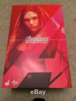 Hot Toys Avengers Age of Ultron Scarlet Witch MMS301