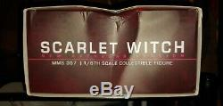 Hot Toys Avengers Age of Ultron Scarlet Witch New Avengers Ver MMS357 Exclusive