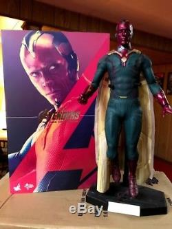 Hot Toys Avengers VISION Figure Sideshow Avengers Age of Ultron, Infinity War