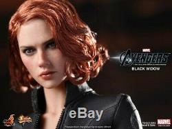 Hot Toys Black Widow Avengers Age of Ultron 1/6 Scale MMS 178 (NEW)