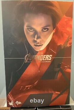 Hot Toys Black Widow Avengers Age of Ultron MIB sixth scale MMS 288 item 902371